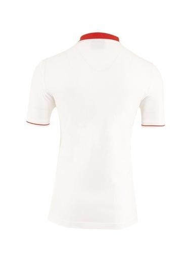 Panthzer  Tandil Erkek Polo T-Shirt Beyaz